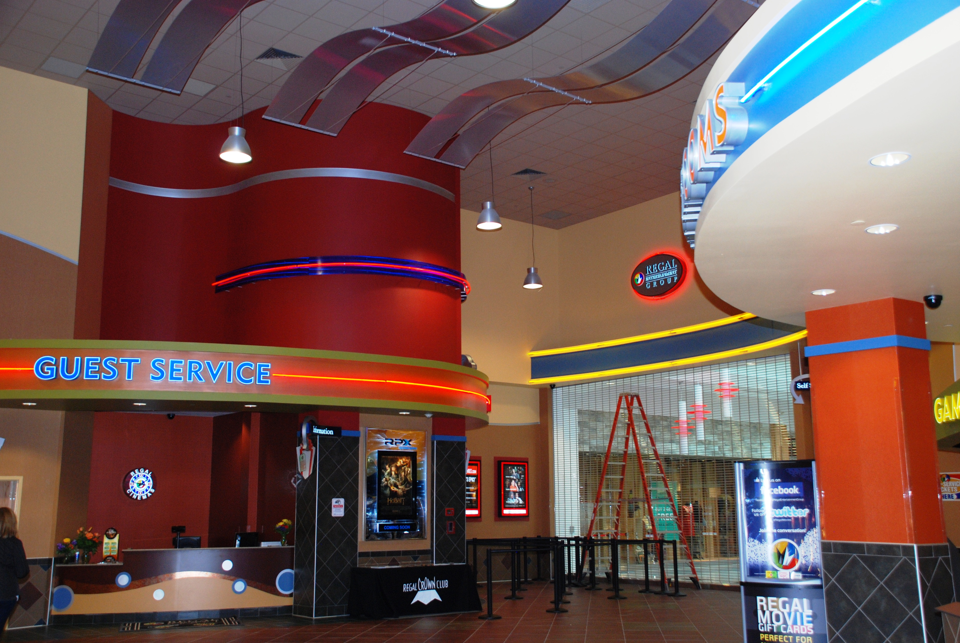 Dependable Painting Company 187 Great Northern Regal Cinema