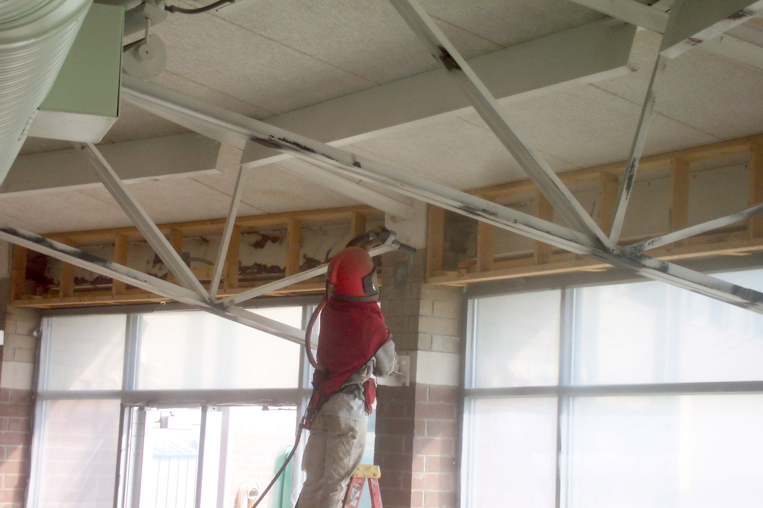 Seven-Hills-Rec-Center-Pool-Abrasive-Blasting